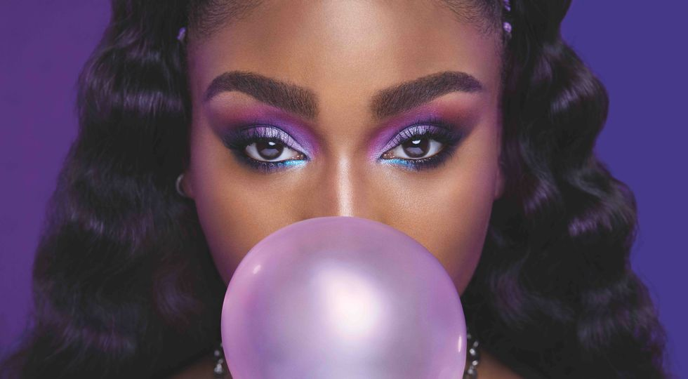 Normani Urban Decay Global Citizens