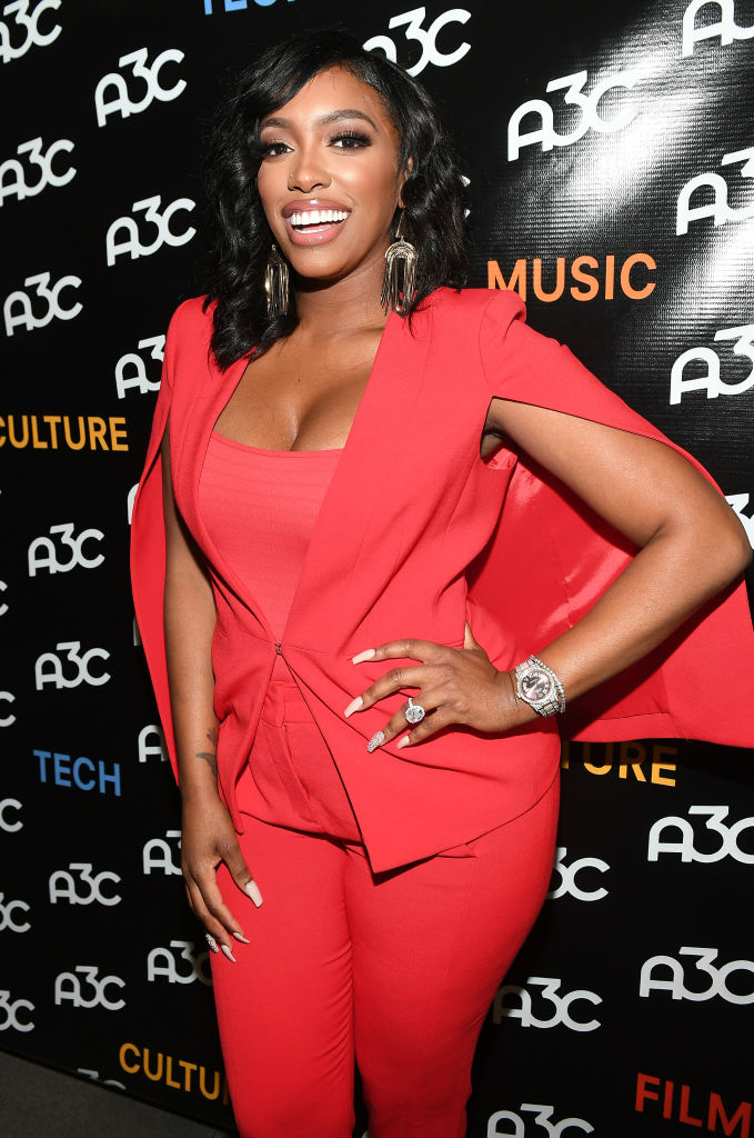 PORSHA WILLIAMS AT THE A3C FESTIVAL & CONFERENCE, 2019