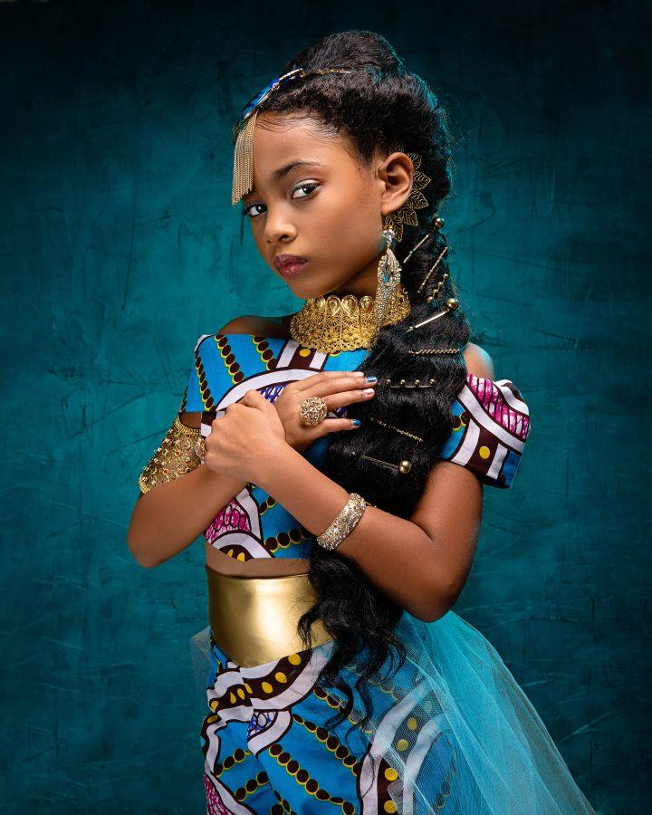 Princess Turquoise