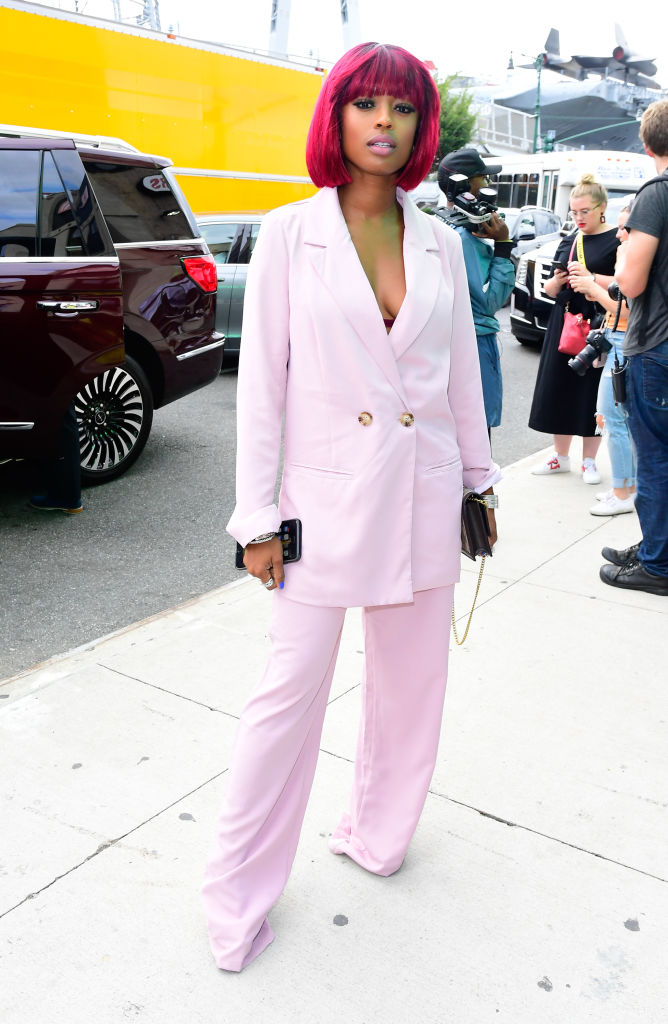 Celebrity Sightings In New York City - September 10, 2019