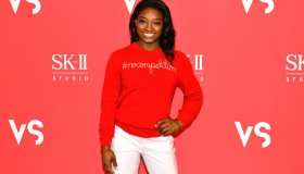 SK-II And Simone Biles Reveal ?VS? Series Teaser Film For Beauty Is #NOCOMPETITION