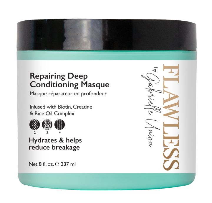 • Flawless by Gabrielle Union Repairing Deep Conditioning Masque