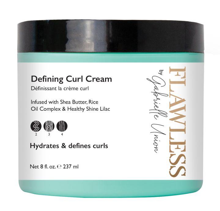 Flawless by Gabrielle Union Defining Curl Cream