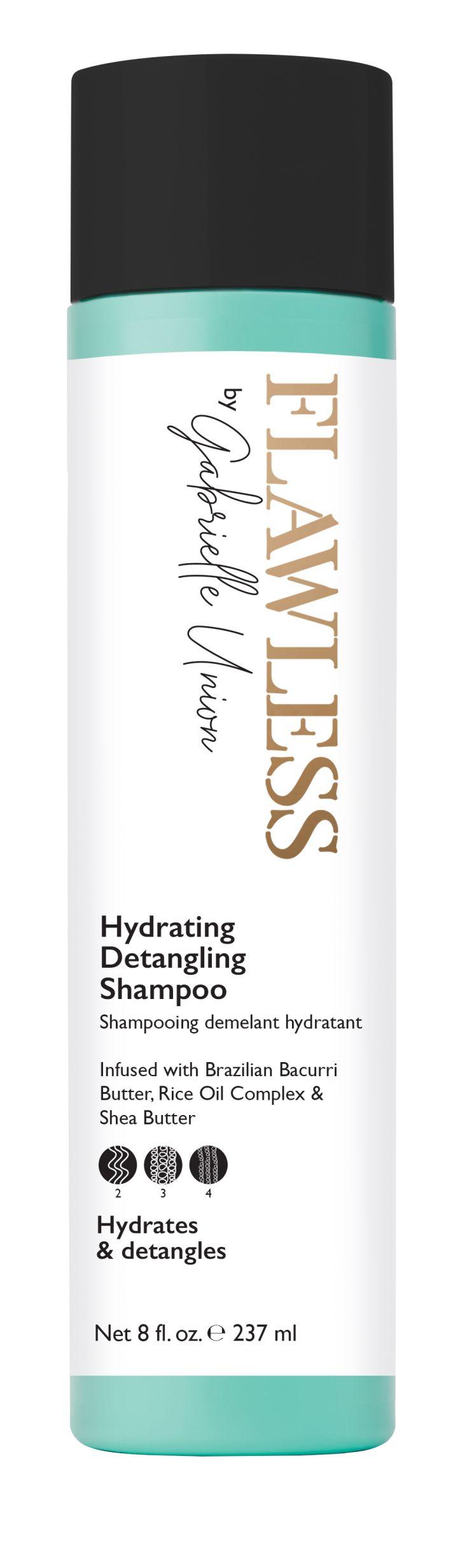 Flawless by Gabrielle Union Hydrating Detangling Shampoo