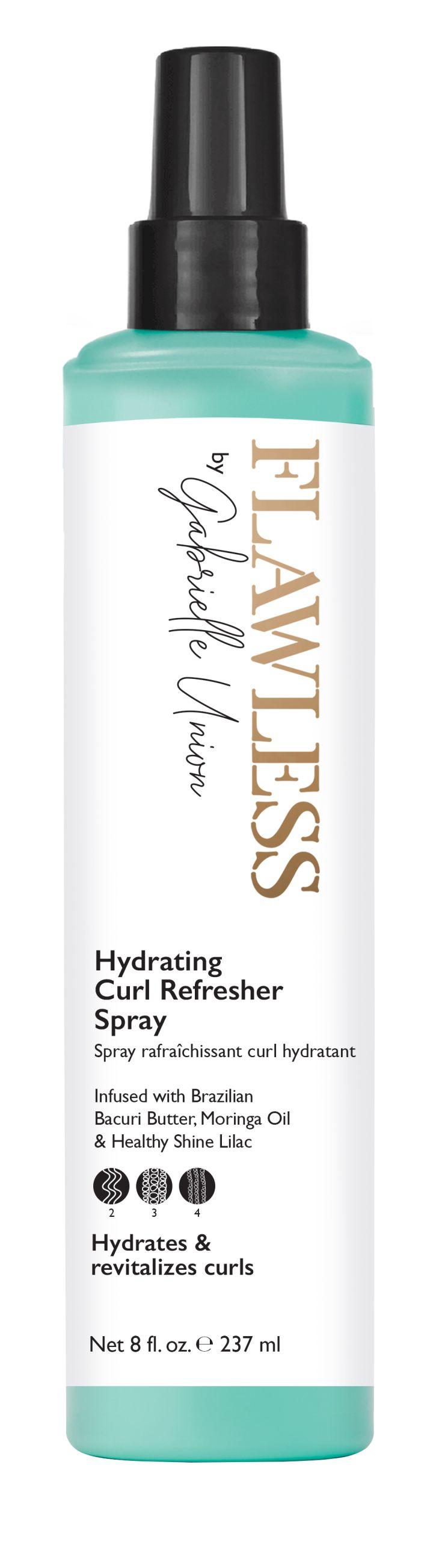 Flawless by Gabrielle Union Hydrating Curl Refreshing Spray