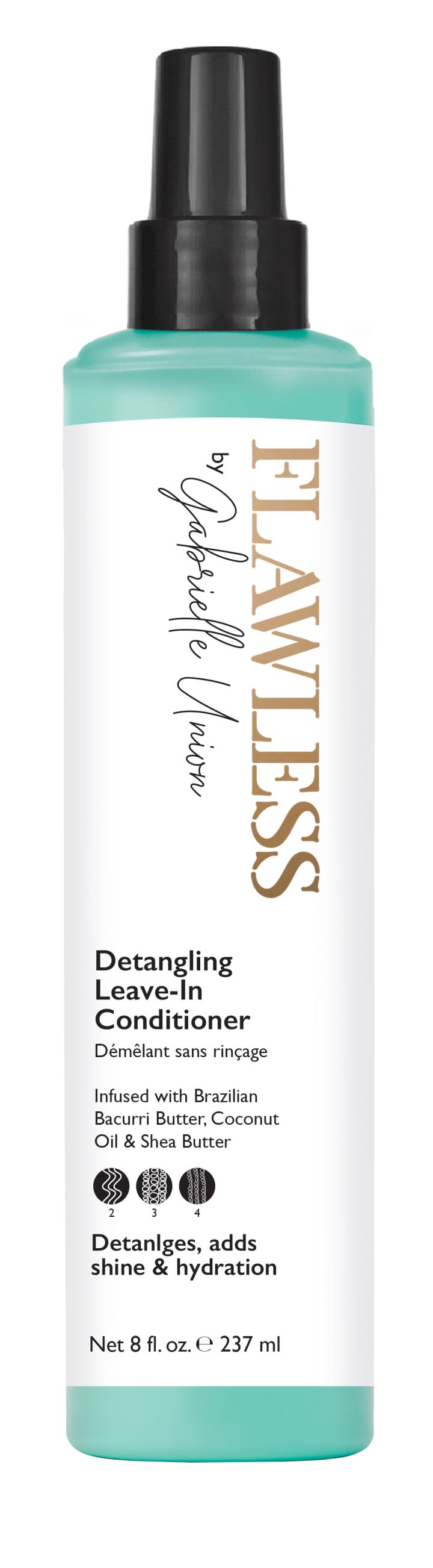 Flawless by Gabrielle Union Detangling Leave-In Conditioner
