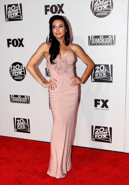 NAYA RIVERA AT FOX'S GOLDEN GLOBE AWARDS AFTER PARTY, 2011