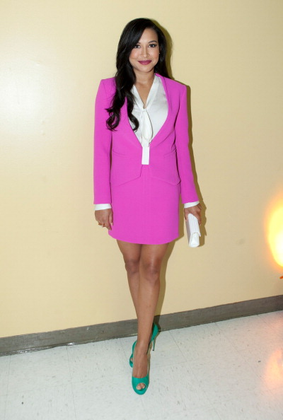 NAYA RIVERA AT THE YOUNF STORYTELLER 'S ANNUAL THE BIGGEST SHOW, 2012