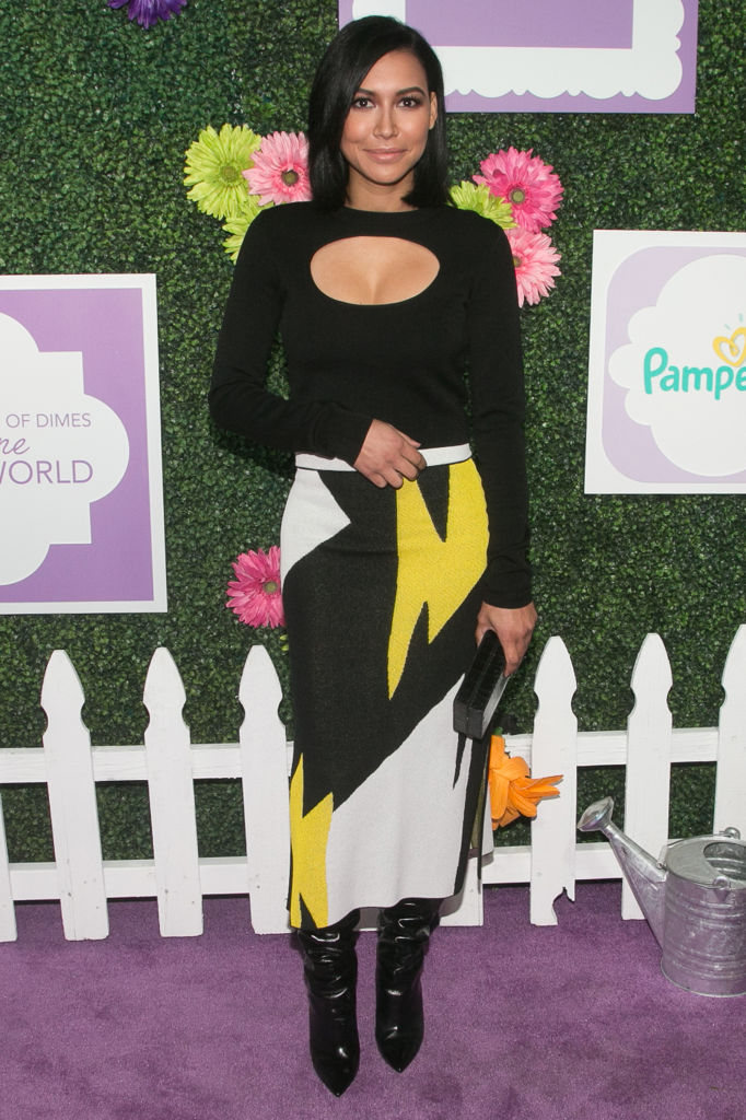 NAYA RIVERA AT THE MARCH OF DIMES: IMAGINE A WORLD PREMIERE EVENT