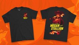 Crunchyroll X Megan Thee Stallion