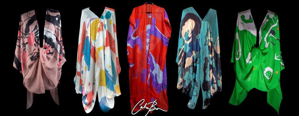 Lady Mae Kimonos
