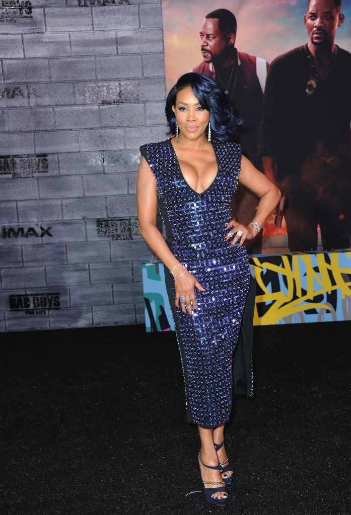 "VIVICA FOX AT THE PREMIERE OF COLUMBIA PICTURES' ""BAD BOYS FOR LIFE"", 2020"