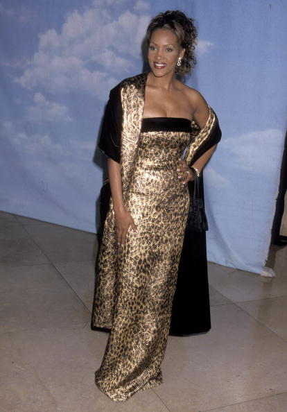 VIVICA A. FOX AT THE 14TH CAROUSEL OF HOPE BALL FOR BARBARA DAVIS CENTER FOR FOR DIABETES, 2000