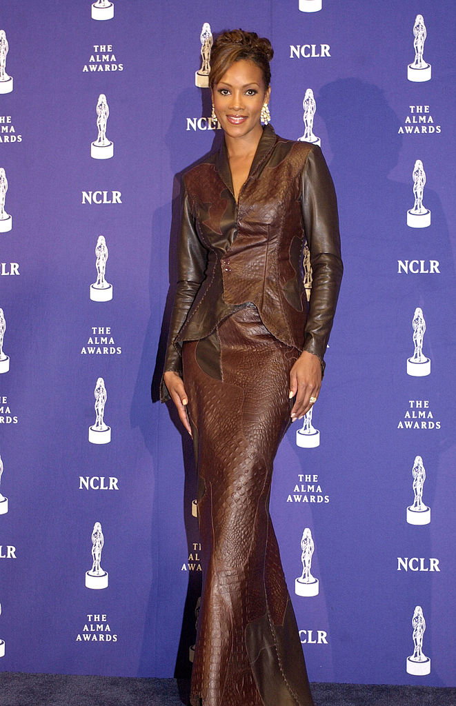VIVICA A. FOX AT THE ALMA AWARDS, 2001