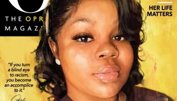 Breonna Taylor O Magazine
