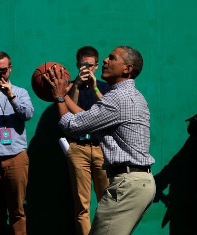 White House Hosts Annual Easter Egg Roll