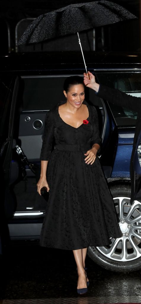 MEGHAN MARKLE AT THE BRITAIN ROYALS WAR REMEMBRANCE FESTIVAL, 2019