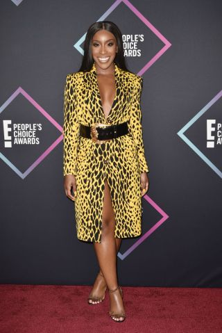 E! People's Choice Awards - Arrivals