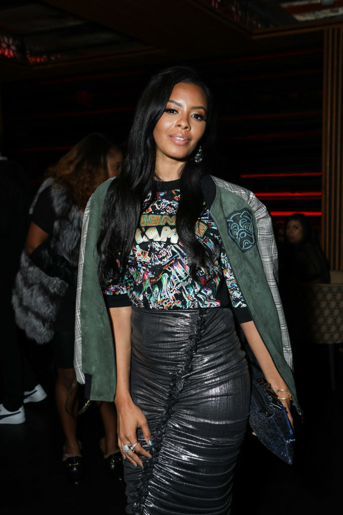 VANESSA SIMMONS AT THE VIVIENNE TAM SS AFTER PARTY, 2018