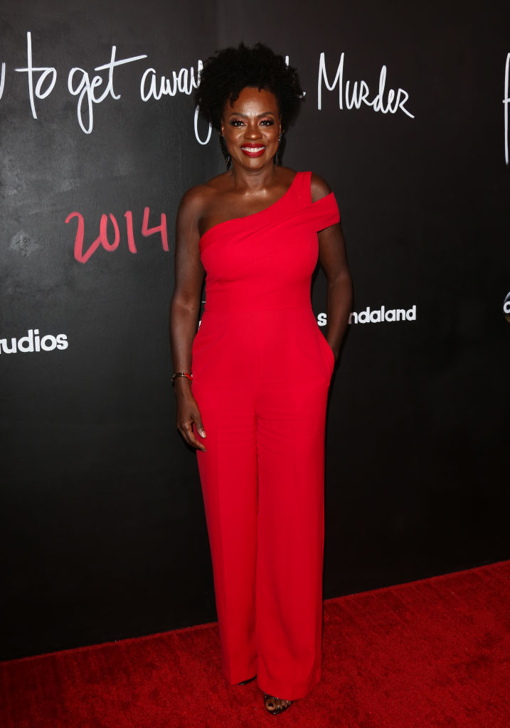 "VIOLA DAVIS AT THE PREMIERE OF ABC'S ""HOT GET GET AWAY WITH MURDER"" SERIES FINALE, 2020"