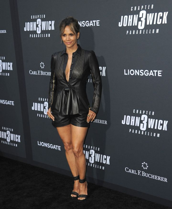 "HALLE BERRY AT THE SPECIAL SCREENING OF LIONSGATE ""JOHN WICK: CHAPTER 3 - PARABELLUM"""