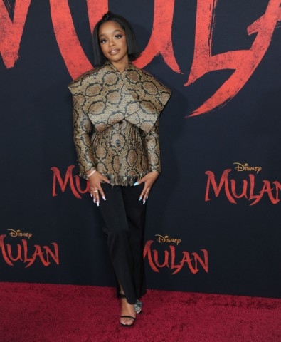 "Premiere Of Disney's ""Mulan"" - Arrivals"