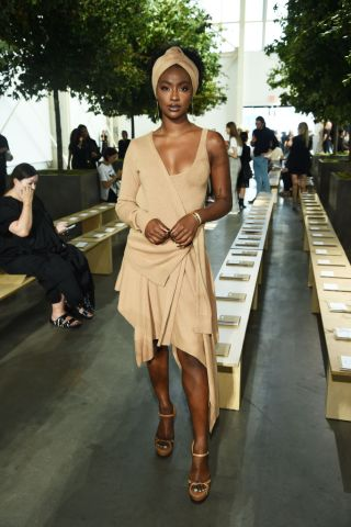 Michael Kors Collection Spring 2020 Runway Show - Backstage