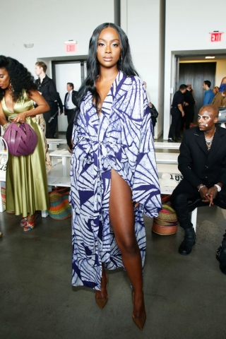 Studio 189 - Front Row - September 2019 - New York Fashion Week: The Shows