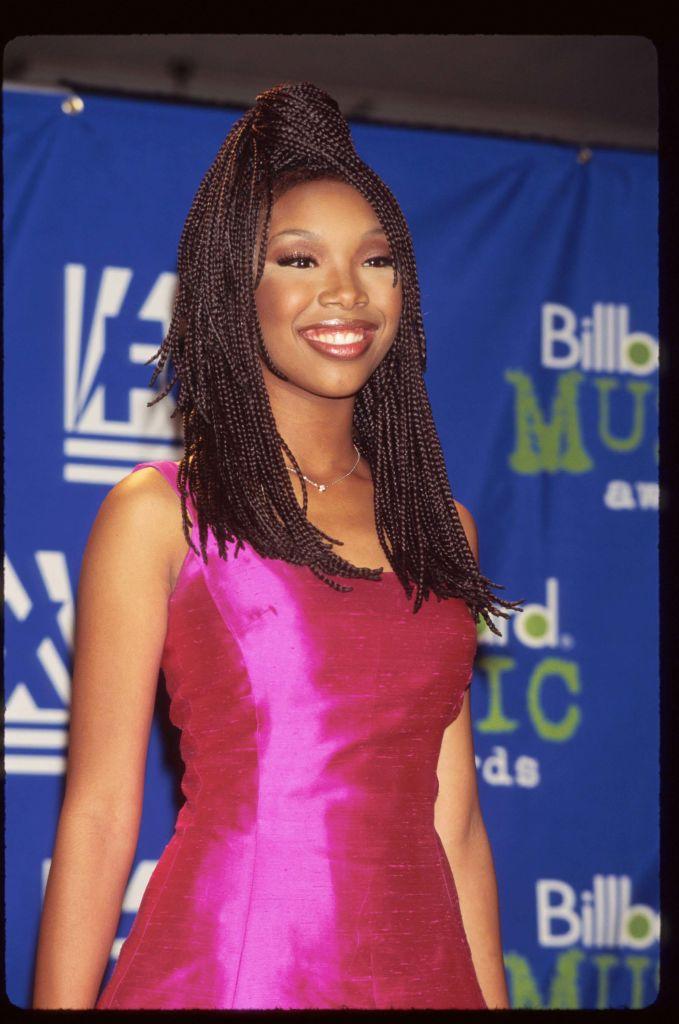Brandy's Won Multiple Awards for Her Music