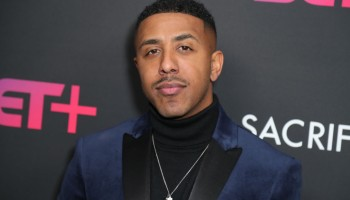 """BET+ And Footage Film's """"Sacrifice"""" Premiere Event At The Landmark Theater In Los Angeles"""