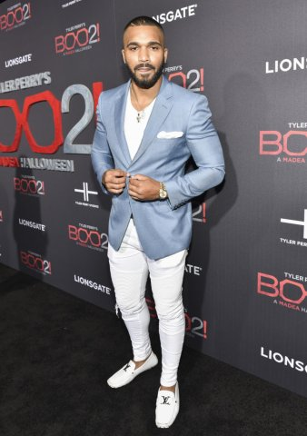 "Premiere Of Lionsgate's ""Tyler Perry's Boo 2! A Madea Halloween"" - Red Carpet"