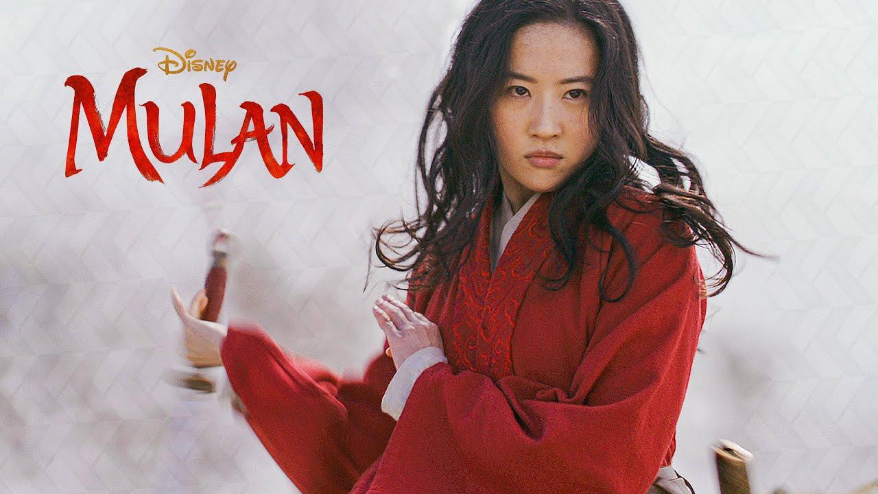 Mulan Promo Poster