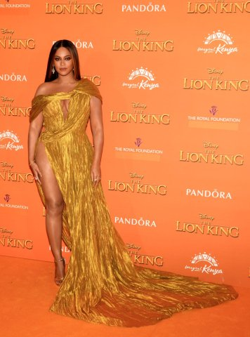 "European Premiere of Disney's ""The Lion King"""