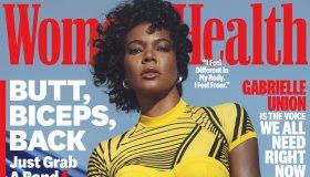 Gabrielle Union Women's Health Magazine
