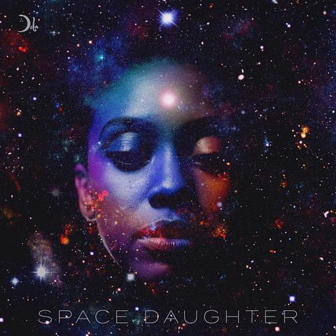"Condola Rashad ""SPACE DAUGHTER"" EP"