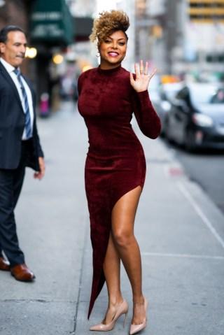 Celebrity Sightings In New York City - September 19, 2019
