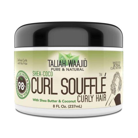 Shea Coco Curly Hair Souffle For 3B-4B Hair