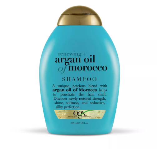 Renewing Moroccan Argan Oil Shampoo