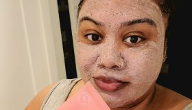 Australian Pink Clay Flash Perfection Exfoliator