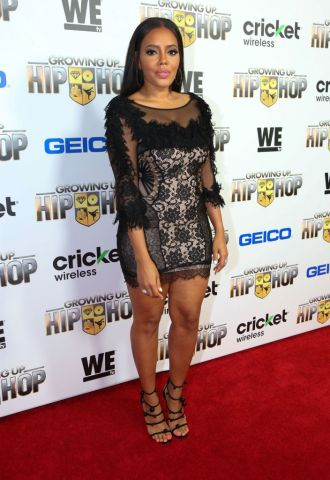 """WEtv And The Cast Of """"Growing Up Hip Hop"""" Host Exclusive Screening Event And Celebration"""