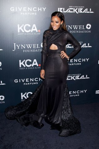 "USA - ""Keep A Child Alive's 11th Annual Black Ball"" In New York"
