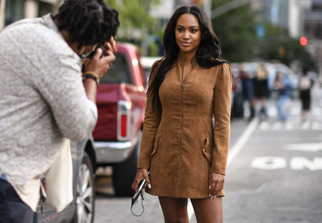 Street Style - September 2020 - New York Fashion Week