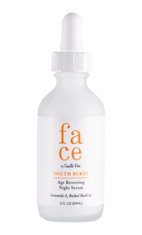 FACE BY CAMILLE ROSE YOUTH BURST AGE REVERSING NIGHT SERUM