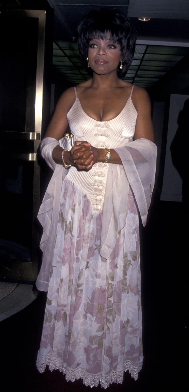 OPRAH WINFREY AT THE DAYTIME EMMY AWARDS, 1994