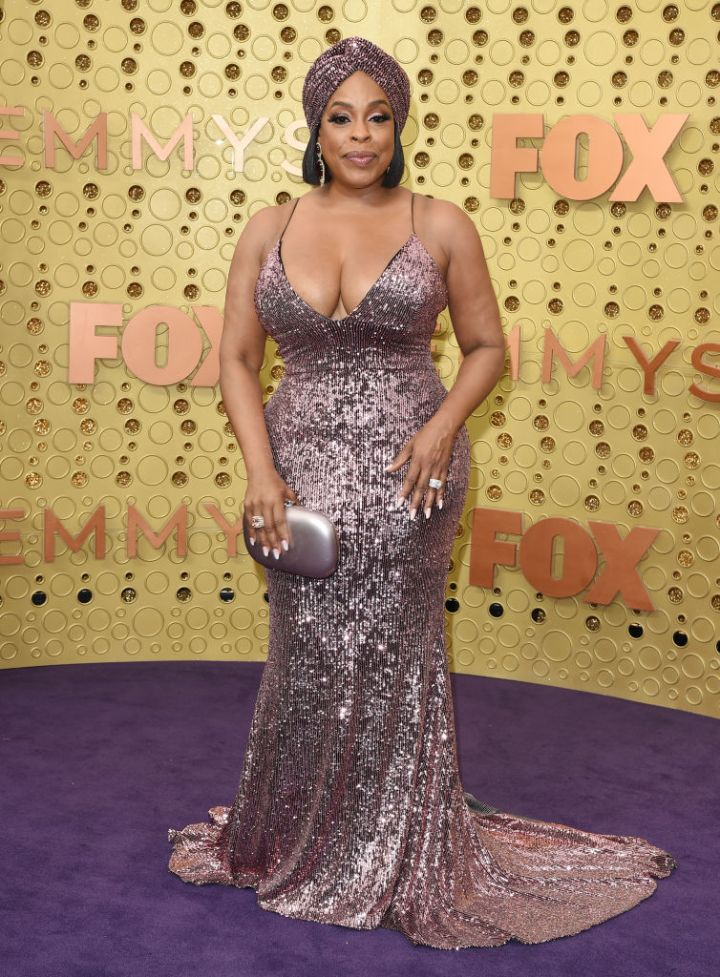 NIECY NASH AT THE 71ST ANNUAL EMMY AWARDS, 2019