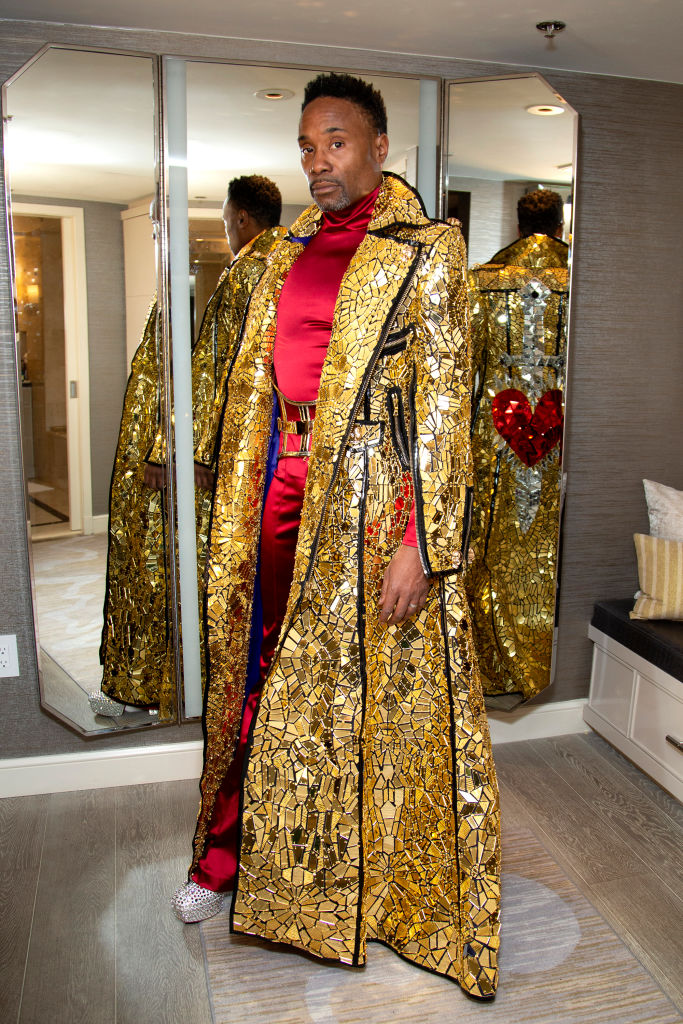 BILLY PORTER AT OSCARS WEEKEND, 2020