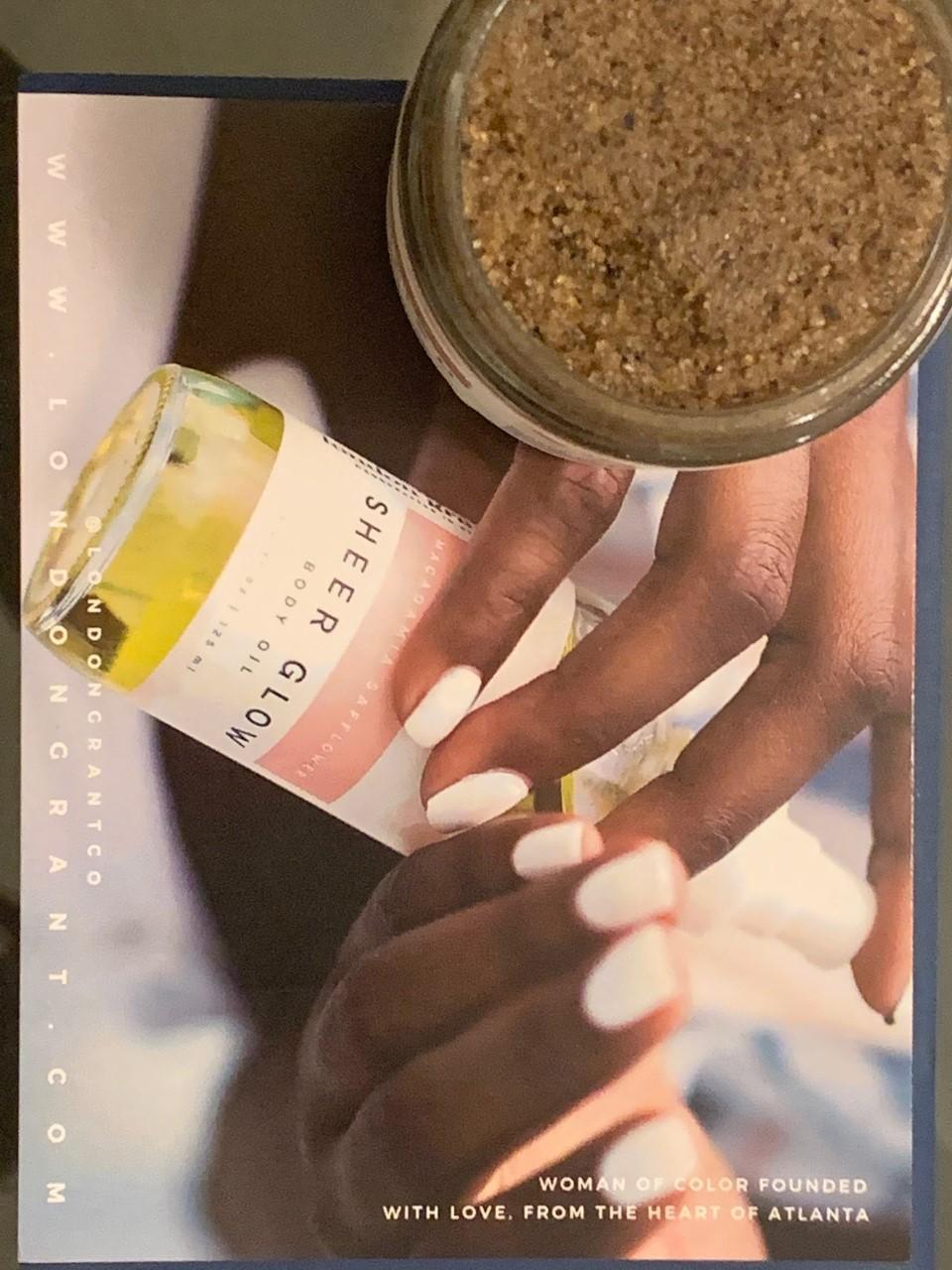 Chai Spiced Latte Body Polish