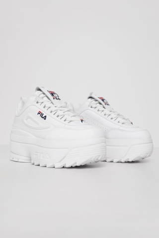 Fila Disrupter II wedge