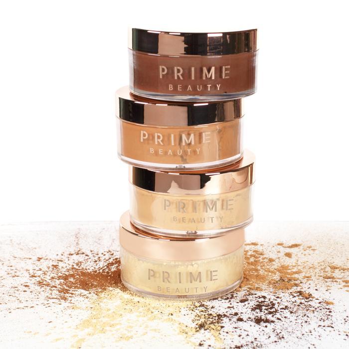 Prime Beauty Cosmetics Locked In Loose Powders