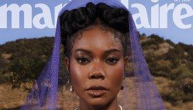 Gabrielle Union Marie Claire Magazine Cover